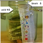 The 52 Week Money Challenge – you game? Week 8
