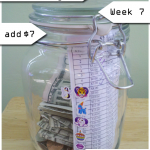 The 52 Week Money Challenge – you game? Week 7