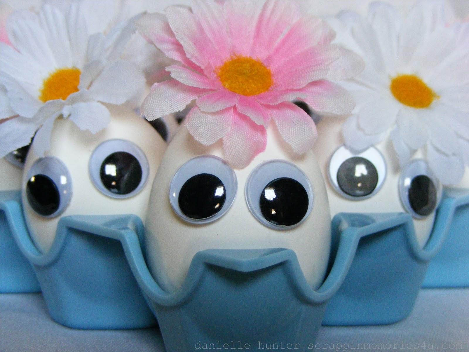 DanielleHunter GlueDots Easter Eggs 2011-1