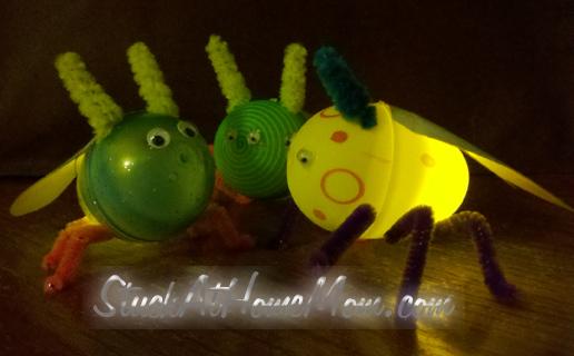Easter Egg Lightening Bugs