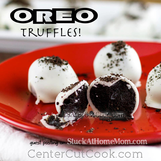 Delicious Oreo Truffles Recipe [Only 3 ingredients] #oreo #recipe