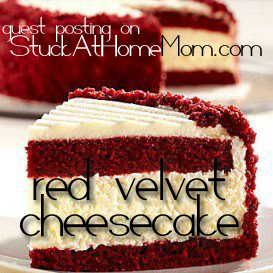 Delectable Red Velvet Cheesecake Recipe #cheesecake #recipe