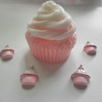 Treasure Soap cupcake