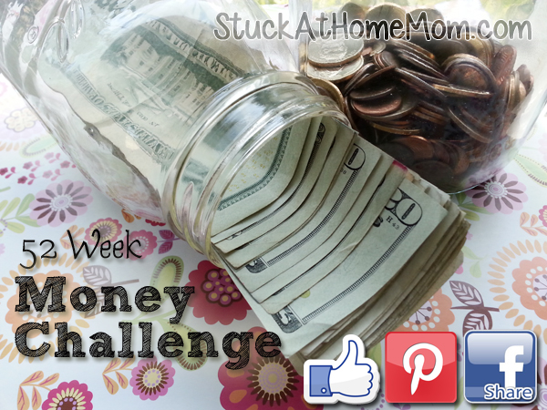 the 52 week money challenge week 33