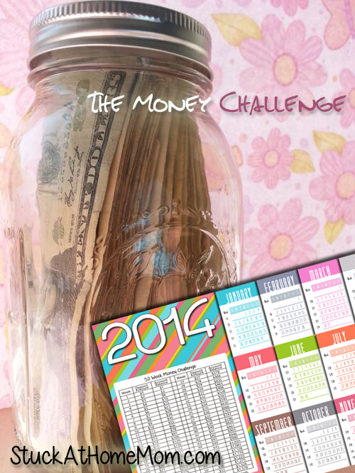 52 Week Money Challenge 2014