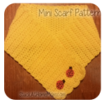 Mini Scarft Pattern