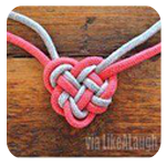 How to Make a Rope Heart