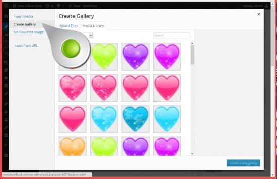 WP Gallery Custom Links
