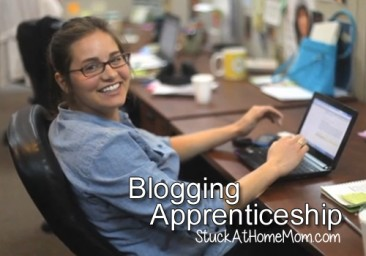 Who wants to run a successful blog? Apprenticeship Available