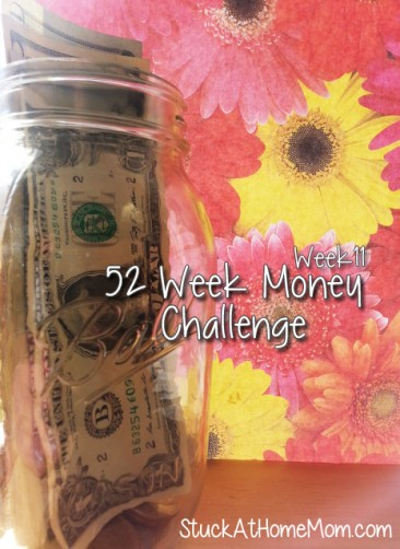 52 Week Money Challenge Week 11 #52weekmoneychallenge