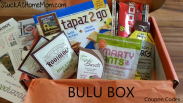 The Bulu Box with Coupon Code – Monthly Subscription Boxes!