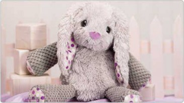 Roosevelt the Rabbit Scentsy Buddy With a Cause