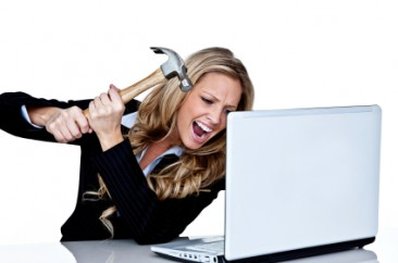 Do you suffer from Blogger Rage? There's more Drama in the Blogosphere than in High School