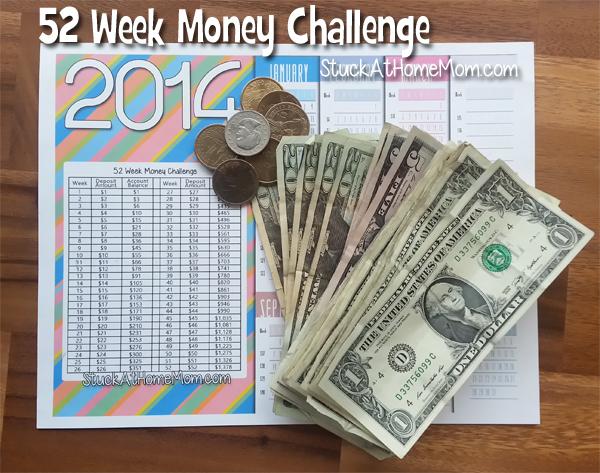 52 Week Money Challenge Week 18