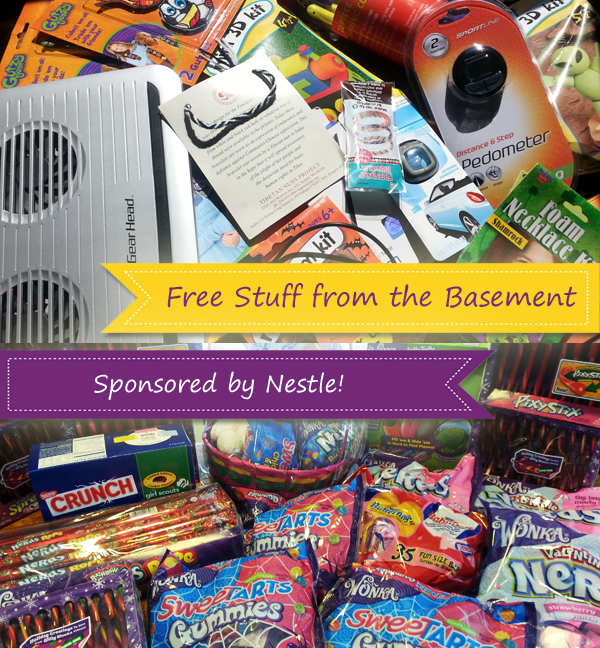 Free Stuff from the Basement - Sponsored by Nestle