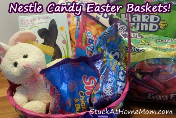 Nestle Easter Candy