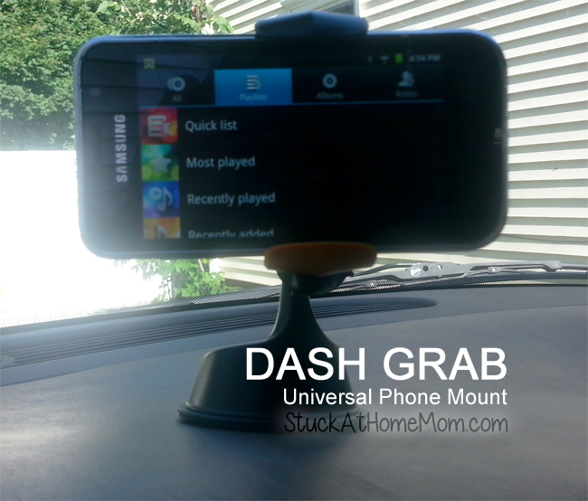 DASH GRAB Universal Phone Mount