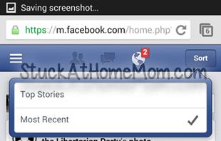 FaceBook Messenger App Fix