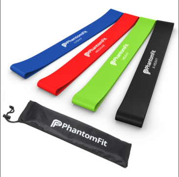 PhantomFit Resistance Loop Bands #phantomfit