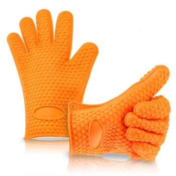 KitchCo Premium Silicone BBQ gloves