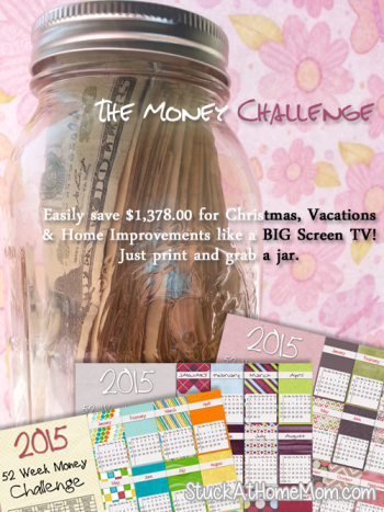 The 52 Week Money Challenge You Game