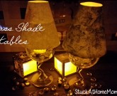 Wine Glass Shade Printables