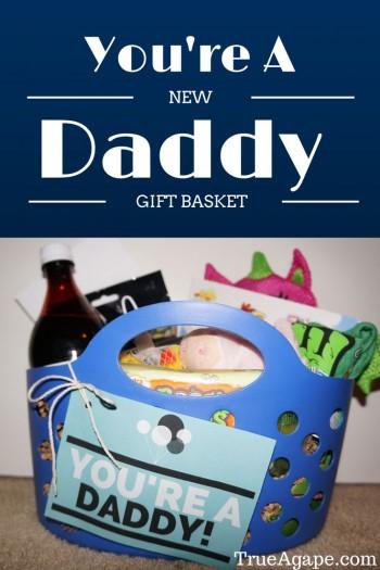 Daddy Gift Basket