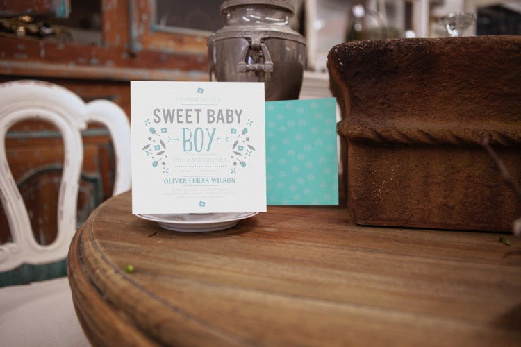 Fun and Beautiful Stationery for Baby Showers