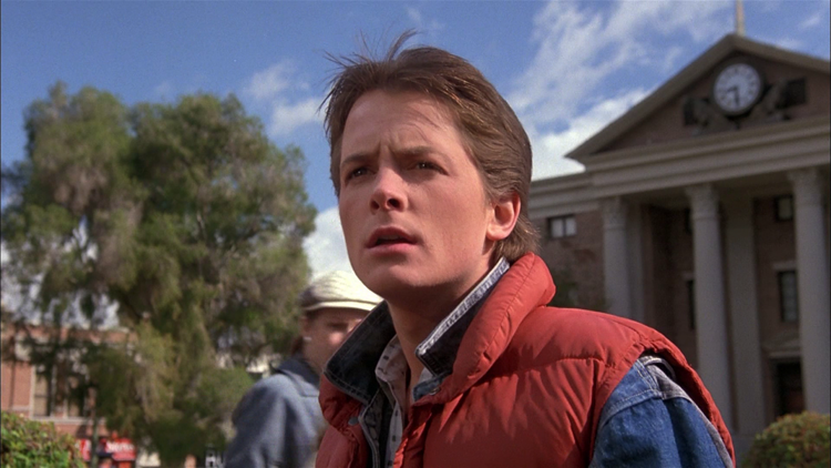 Back to the Future is Back – 30 Years Later! #BTTF2015