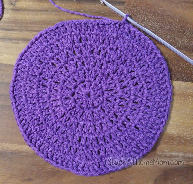 Simple Crochet Backpack