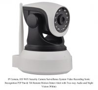The 2 Best Home WiFi Surveillance System Video Recorders with 2 Way Audio on the Planet