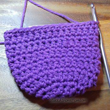 Easiest Crochet Slipper Pattern Ever