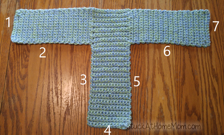 How to Crochet Slippers - Easy Crochet Slipper Pattern