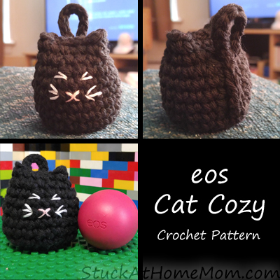 eos Cat Cozy Crochet Pattern