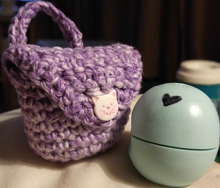 eos Bag Crochet Pattern