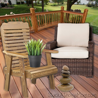 5 Ways to Spruce up Your Outdoor Living Area