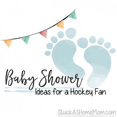 Four Baby Shower Ideas for a Hockey Fan