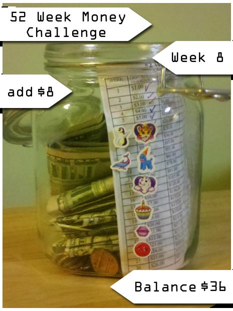 52 Week Challenge Week 8