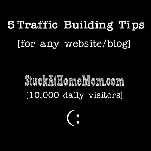 How I get 10,000+ visitors a day #blogging #traffic #simple