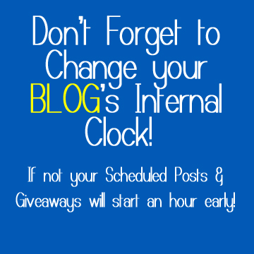 How To: Change your Blogs Time [Daylight Savings & Standard Time] #wordpress #timechange #blog