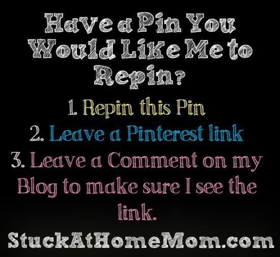 Pinterest RePinning