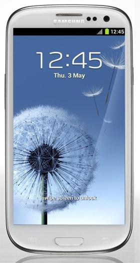 Verizon's Samsung Galaxy S 3