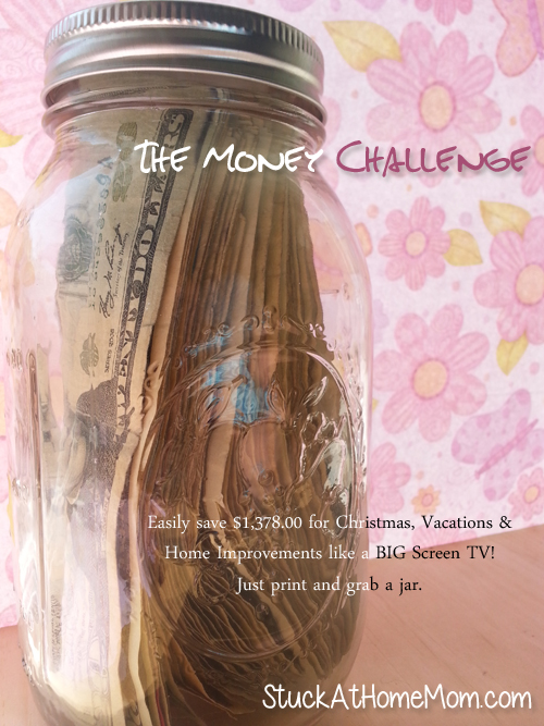 The 52 Week Money Challenge – Week 32