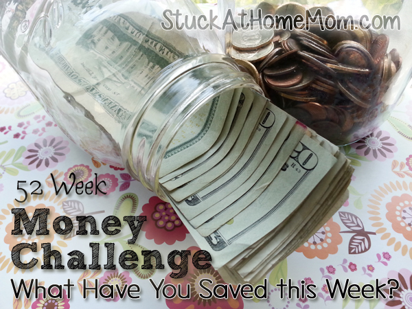 52 Week Money Challenge Week 33 #52weekmoneychallenge