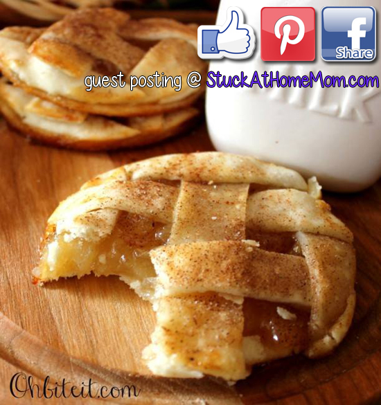 Apple Pie Cookie Recipe #recipe #applepie