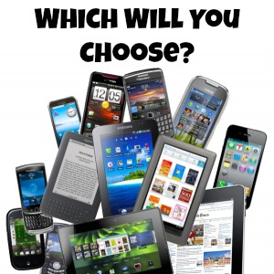 Bloggers Wanted ~ Choose Your Gadget Event by Mom Powered Media