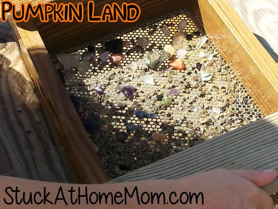 Pumpkin Land Mine