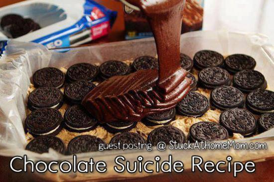 Chocolate Suicide Recipe