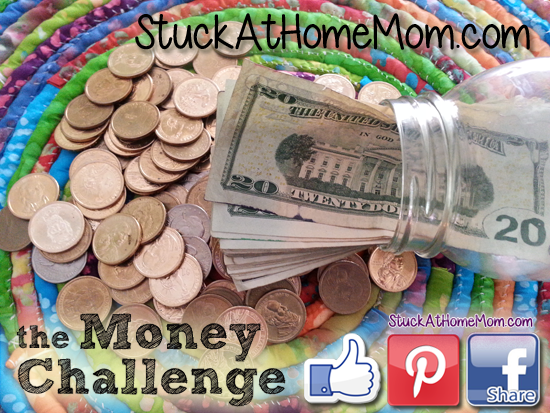 the Money Challenge Week 40