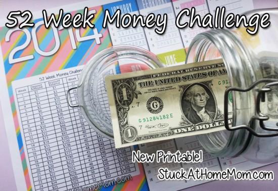 52 Week Money Challenge 2014